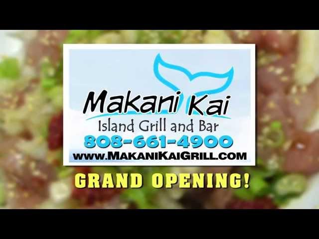 Makani Kai Grand Opening