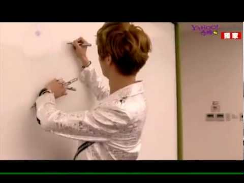 [ENG SUB] EXO-M Yahoo Interview 121119 (Part 1/4 - Kris, Luhan, Lay)