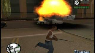 GTA San Andreas Big BOOOMS
