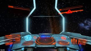 Interdictions look awesome Elite: Dangerous Beta 3
