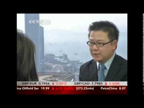Alibaba's IPO roadshow in Hong Kong