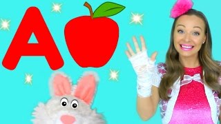ABC Phonics Song | Letter Sounds A to F | Nursery Rhymes for Children