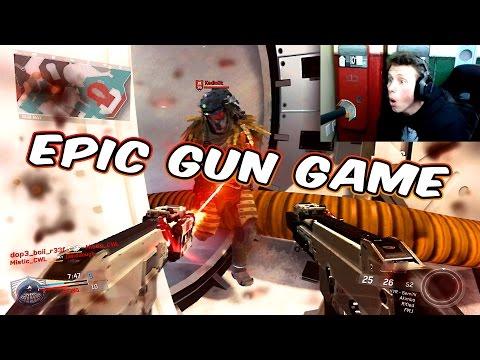EPIC GUN GAME (Call Of Duty: Infinite Warfare)
