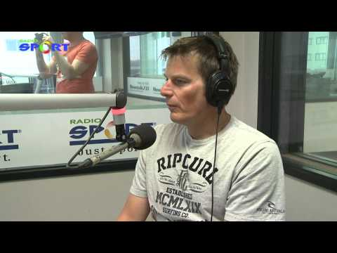 Radio Sport: Dean Barker chats to Rigor