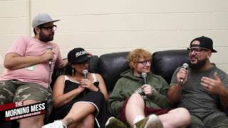 Download Lagu Ed Sheeran Talks Last Time He Cried, 2017 VMAs, & Game of Thrones Gratis STAFABAND