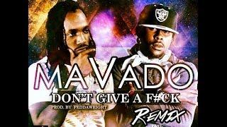 Mavado Ft Popcaan - Don't Give A Fuck | Remix | Raw | May 2014