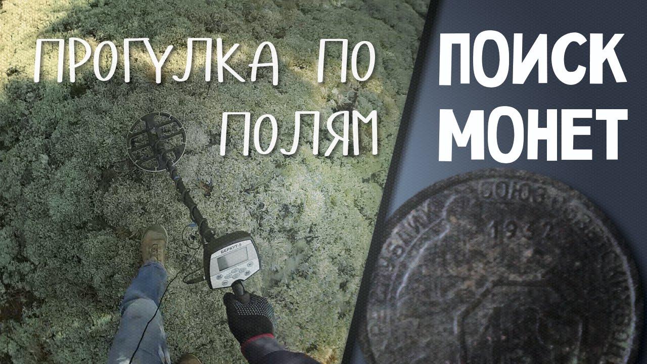 Поиск монет. ПО ПОЛЯМ (11.04.2015)
