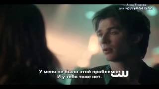 The Vampire Diaries Webclip (2) - 4.17 - Because the Night (RUS SUB)