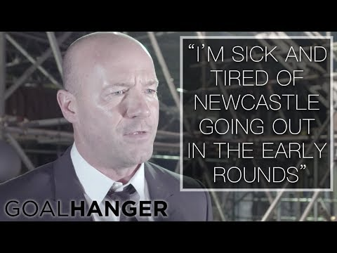 Gary Meets Alan Shearer || On The Road To FA Cup Glory