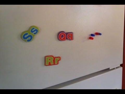 STEMbite: Refrigerator Magnet Mystery