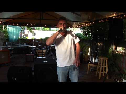 Timothi King @ Open Mic Nite Modesto California 04-21-13 Vid 9