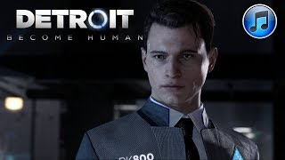 DETROIT BECOME HUMAN: Original Deluxe Soundtrack - Connor (22 Tracks)