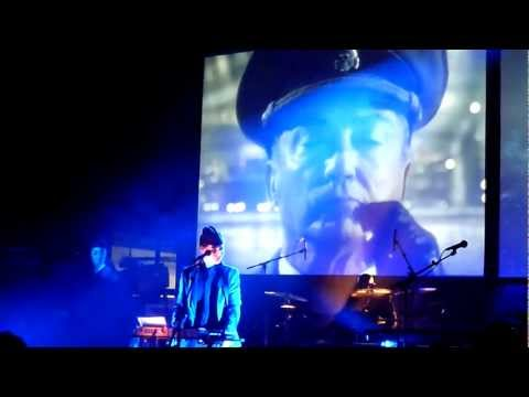 Thumbnail of video Laibach 'Under The Iron Sky' HD @ London, Tate Modern Turbine Hall, 14.04.2012