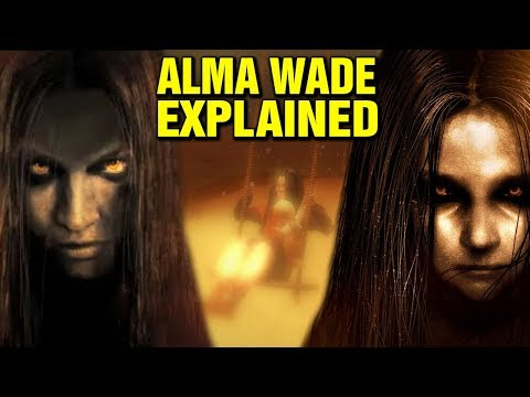 ALMA WADE EXPLAINED - THE STORY OF FEAR - FEAR 2: LORE AND HISTORY