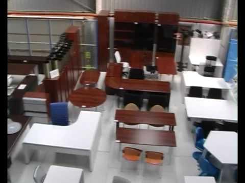 Muebles oficina panel y perfil oportunidades youtube for Muebles oportunidades