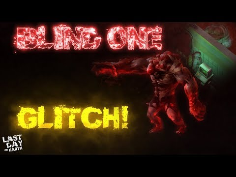 HOW TO KILL THE BLIND ONE GLITCH, WITHOUT GETTING DAMAGED - Last Day On Earth: Survival