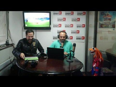 ARS en Radio Sport con el Lagarto Murdock (Periscope)