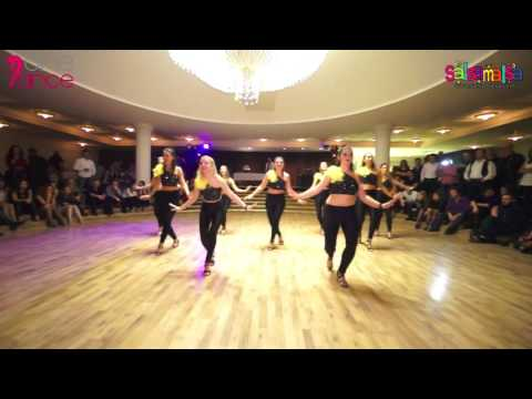 Gunes Diker Ladies Dance Performance - Noche De Rumba by One Dance
