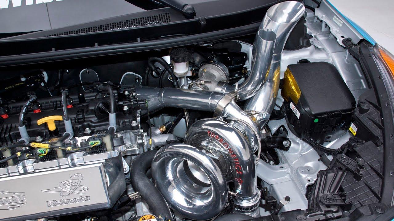 Hyundai Elantra Coupe >> 2012 Bisimoto Engineering Hyundai Elantra GT Concept 1.8 ...