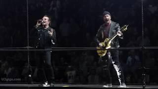 U2 Stay (Faraway, So Close!), Manchester 2018-10-20 - U2gigs.com