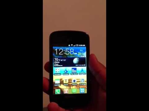 Straight Talk On Samsung Galaxy SII (Bring Your Own Phone) | How To