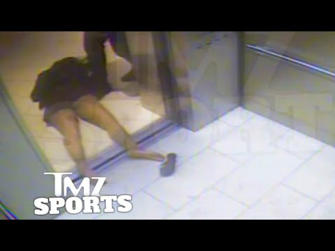 Ray Rice Knocked Out Fiancee, Drags Body Out of Elevator [DISTURBING VIDEO]