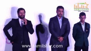 Akshay Kumar And Vikram At Big Deal TV Launch