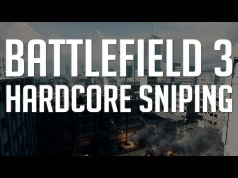 Battlefield 3 Cautela no HardCore
