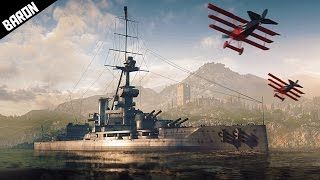 How To KILL The DREADNOUGHT Battleship - Battlefield 1 Dreadnought Gameplay