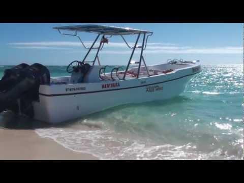 Dominican Republic  Cayo Levantado ( Bacardi Island ) Samana...