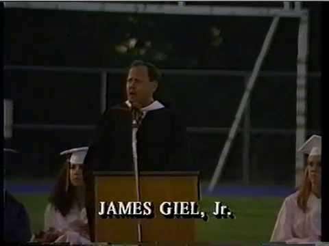 Shaler Area High School Graduation 2000