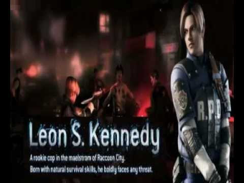Leon Kennedy - Voice Evolution