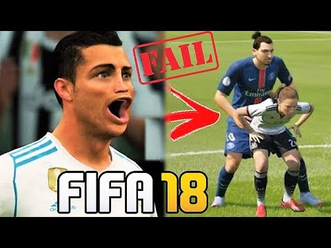FIFA 18 Gameplay [ FAILS - VINES, GLITCHES, GOALS, SKILLS ] #1 (Xbox One, PS4, PC ) HD 1080p
