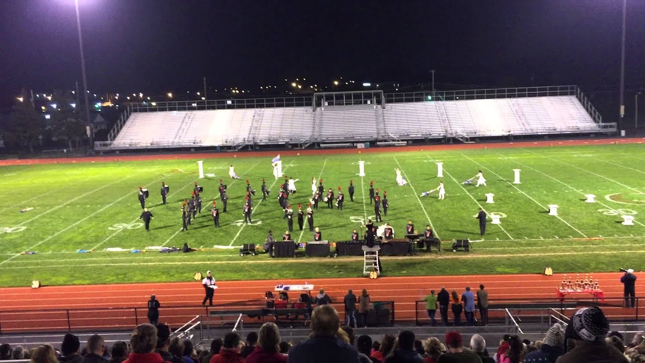 The Cathedral East Pennsboro Marching Band 2014 Cumberland Valley HS Yo