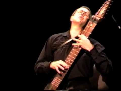 Chapman Stick Solo by Leo Gosselin - Spanish Circles
