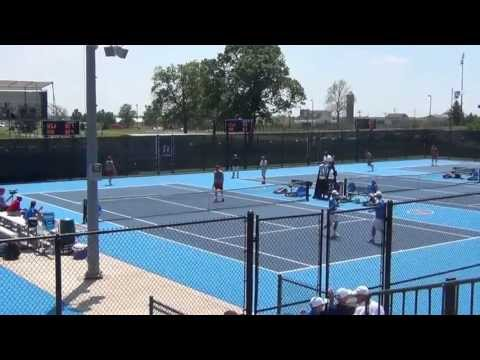 UCLA takes the doubles point over Ohio State