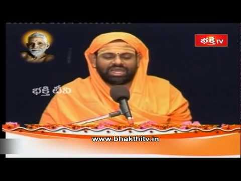 Ramana Maharshi Upadesa Saram Pravachanam by Sri Paripoornananda - Episode 4_Part 1
