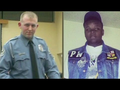New details about Mike Brown shooting