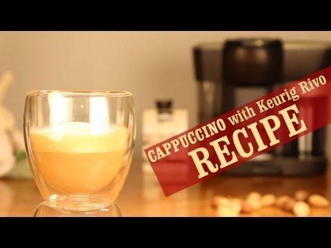 Keurig Rivo Cappuccino - Quick and Easy Recipe