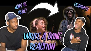 WHY HE IN THIS SONG??!! Micayla De Ette - Write a Song (feat. Flavor Flav) {REACTION}