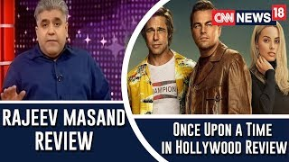 Once Upon a Time in Hollywood Review by Rajeev Masand