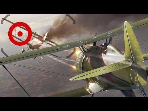 Приемы меткой стрельбы - War Thunder. Обучение, часть 3. Авиация (аркадный режим)