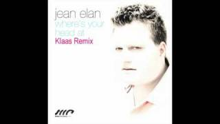 Watch Jean Elan Wheres Your Head At video