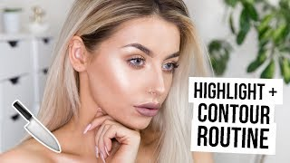 FULL HIGHLIGHT AND CONTOUR ROUTINE I COCOCHIC
