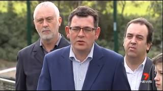 VIC Labor Party Supports Medical Cannabis - Prime News, Channel 7 (24th Aug 2014)