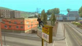 gta sa stunt video 3