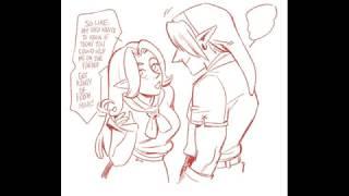 Legend Of Zelda Comic Dub : Cremias Crush
