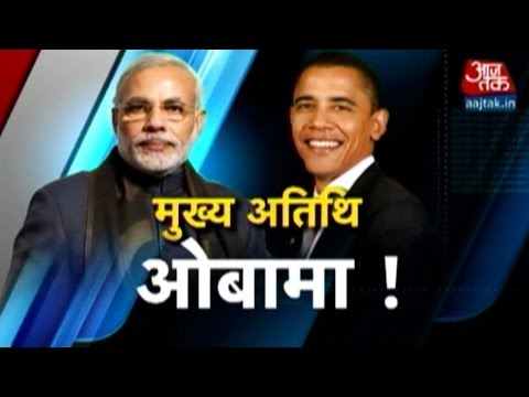 Obama to be chief guest for Republic Day 2015