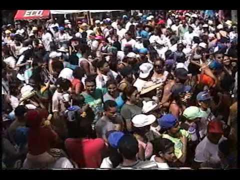 Panamá Carnaval Los Santos 1996- Part. 1 - Carnival