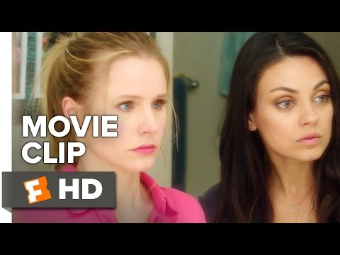 Bad Moms Movie CLIP - Uncircumcised (2016) - Mila Kunis Movie